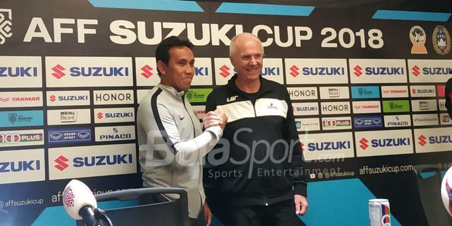 Link Live Streaming Laga Timnas Indonesia Vs Filipina di Piala AFF 2018