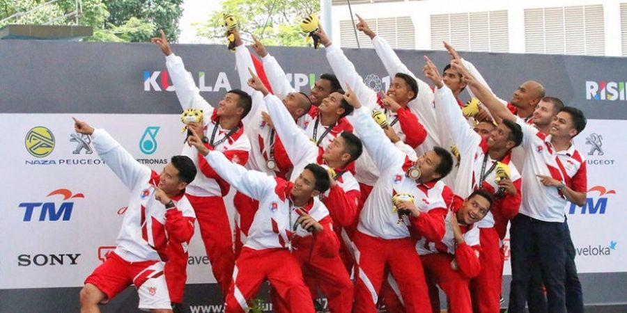 Jelang SEA Games 2019, Timnas Polo Air Indonesia Punya Dua Fokus