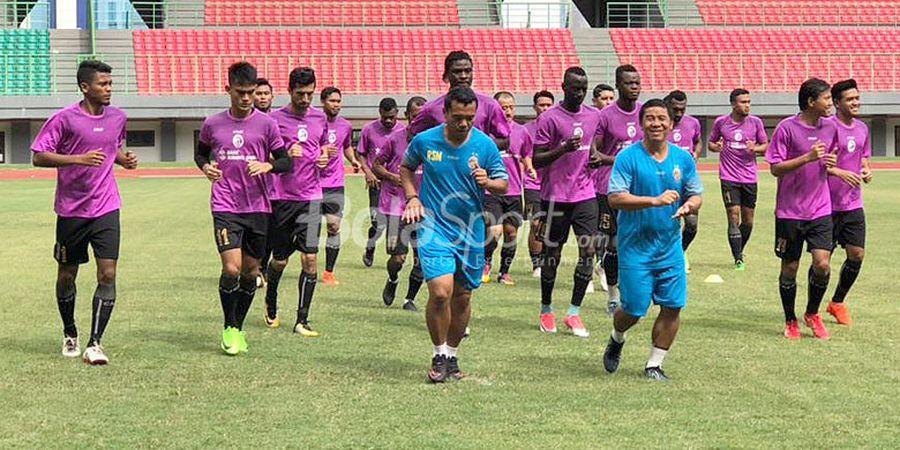 Tak Masuk Daftar Skuat Sriwijaya FC, Nasib Bek Berdarah Mali Ini Kurang Mujur