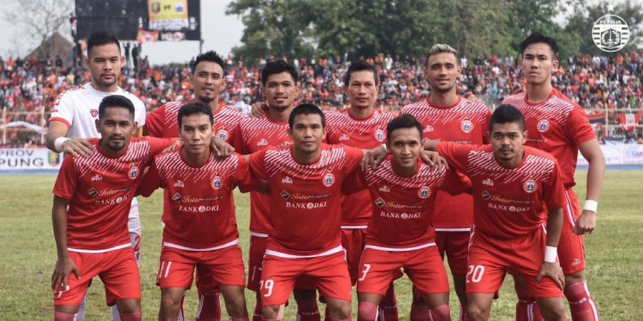 Link Streaming 757 Kepri Jaya Vs Persija, Sang Tamu di Atas Angin