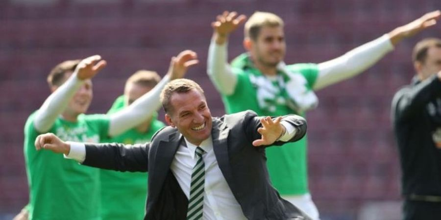 Brendan Rodgers Ingin Ulangi Catatan Invincibles dengan Celtic FC
