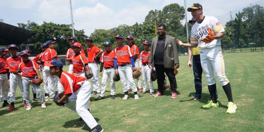 Perjuangan Mempopulerkan Bisbol ke Anak-anak Indonesia