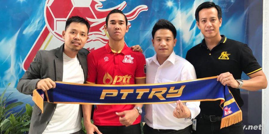 VIDEO- Hasil Manis Laga Pertama Ryuji Utomo di PTT Rayong dengan Tumbangkan Klub Terens Puhiri