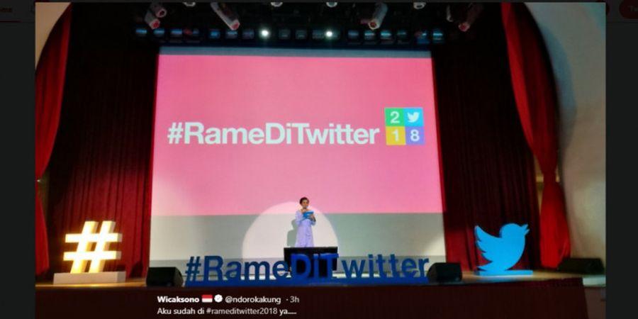 10 Topik Olahraga Indonesia Paling Dibicarakan di Sosial Media Tahun 2018