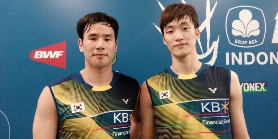 Duet Ko Sung-hyun/Shin Baek-cheol Bidik Olimpiade Tokyo 2020