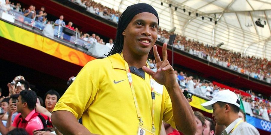 Wawancara Ronaldinho: Piala Konfederasi 2017 Sepenting Piala Dunia 2018