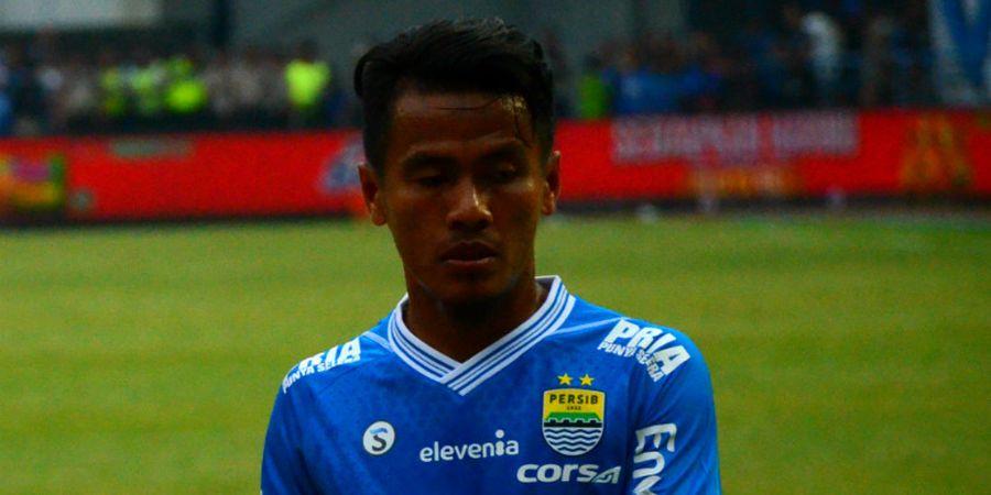 Tak Ikut ke Markas Madura United, Ghozali Siregar Doakan Persib dari Jauh