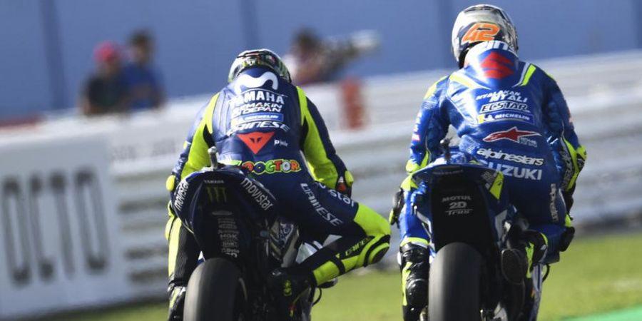 Motor Alex Rin Semakin Baik