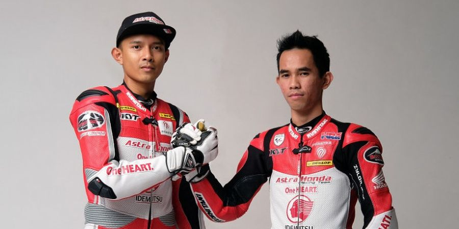 Dimas Ekky dan Gerry Salim Siap Bersaing pada Seri Pertama CEV International Championship 2018