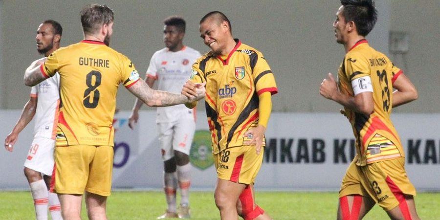 Bursa Transfer Liga 1 - Eks Striker Mitra Kukar Merapat ke PSS Sleman