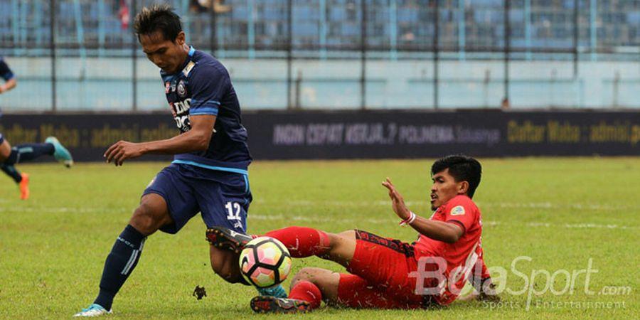Hendro Siswanto Respons Positif Kedatangan Pemain Baru Arema FC