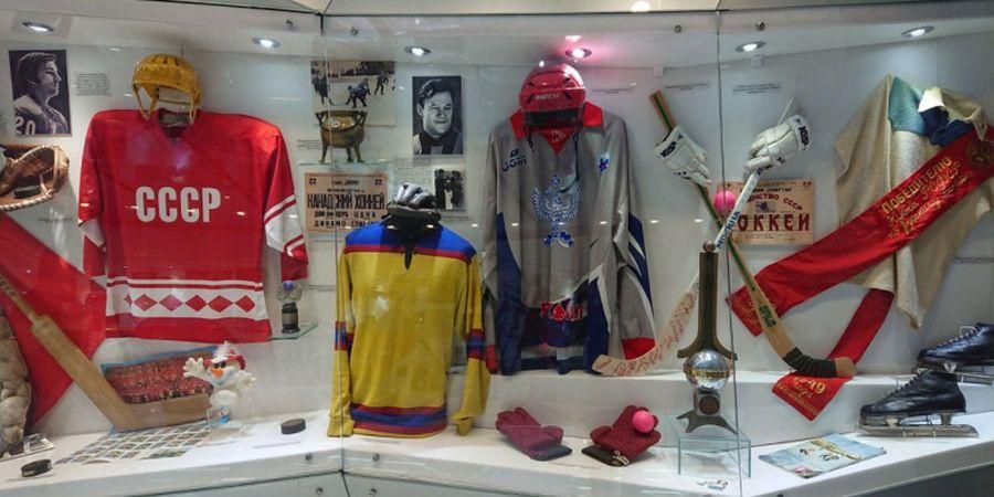 Hoki Es, Melirik Olahraga Paling Populer Kedua di Rusia