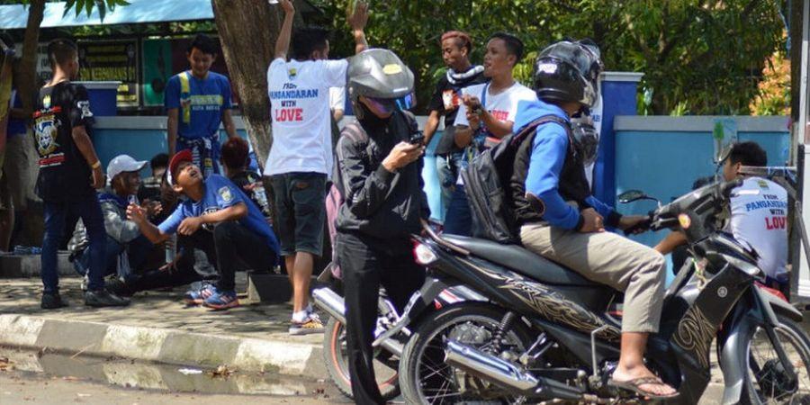 Piala Indonesia 2018 - Bobotoh Mulai Ramai untuk Dukung Persib yang Dijamu Klub Liga 3