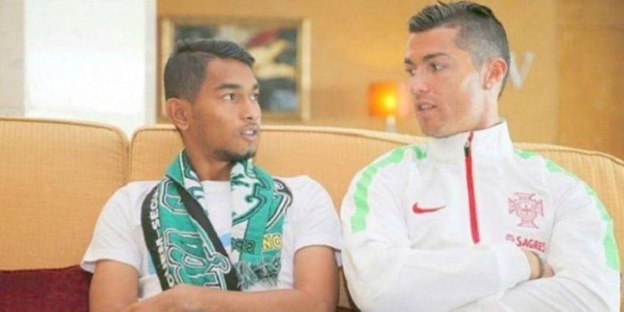 Sempat Berkarier di Portugal, Anak Angkat Cristiano Ronaldo Beri Pesan ke Bagus Kahfi