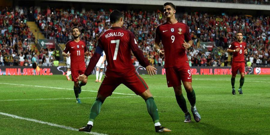Cristiano Ronaldo Masuk 5 Besar Pencetak Gol Terbanyak di Pertandingan Internasional, Siapakah yang Paling Banyak?