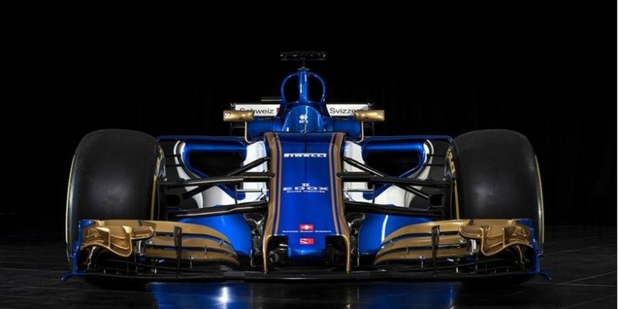 Sauber Ungkap Wajah Mobil untuk Musim Balap F1 2017