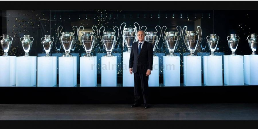 Florentino Perez: Real Madrid Takkan Hancur kalau Kylian Mbappe Tak Datang pada Musim Panas