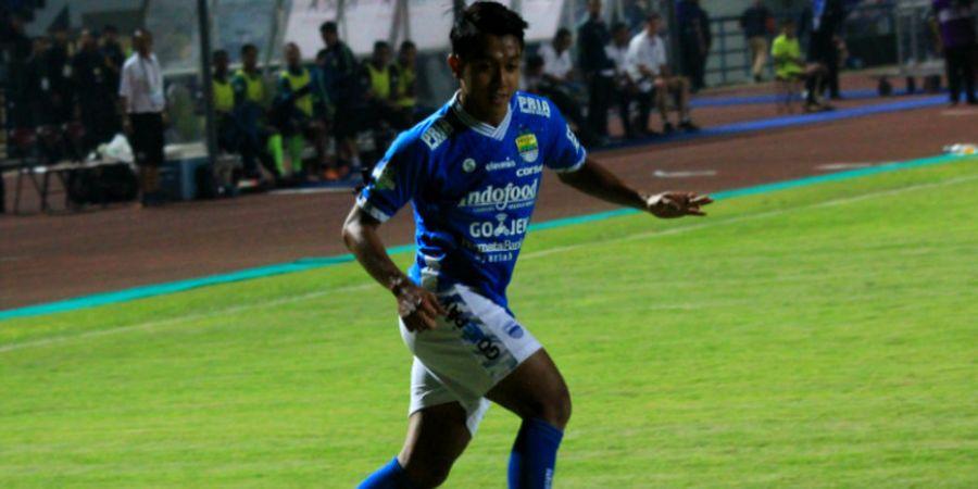 Persib Vs Persebaya - Dua Bintang Timnas Indonesia Cetak Gol, Maung Bandung Tertinggal
