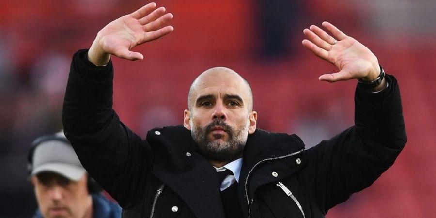 Guardiola Temukan Solusi dari Kemandulan Man City