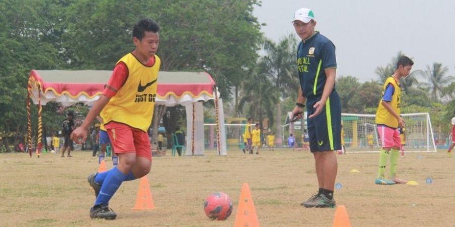 Kisruh Sepak Bola Nasional, Barito Putera Dirikan Sekolah Olah Raga