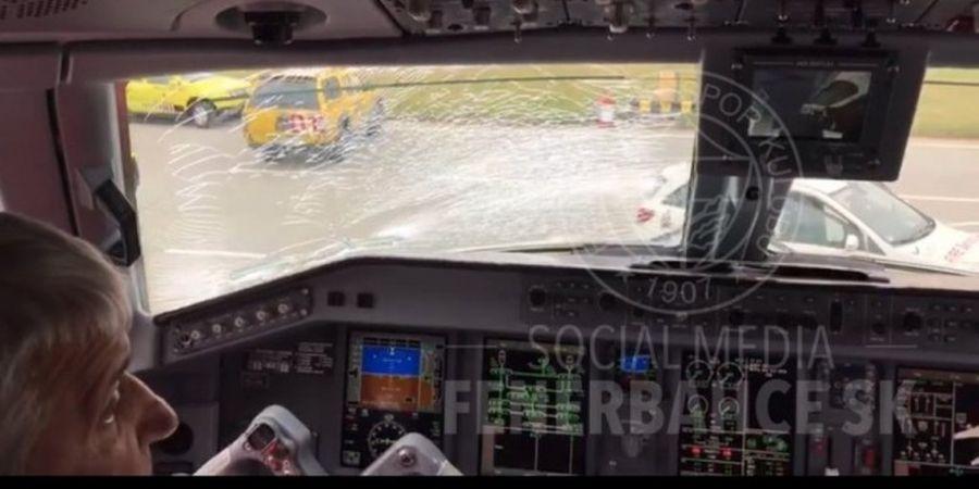 Burung Ganggu Penerbangan Fenerbahce Menuju Manchester