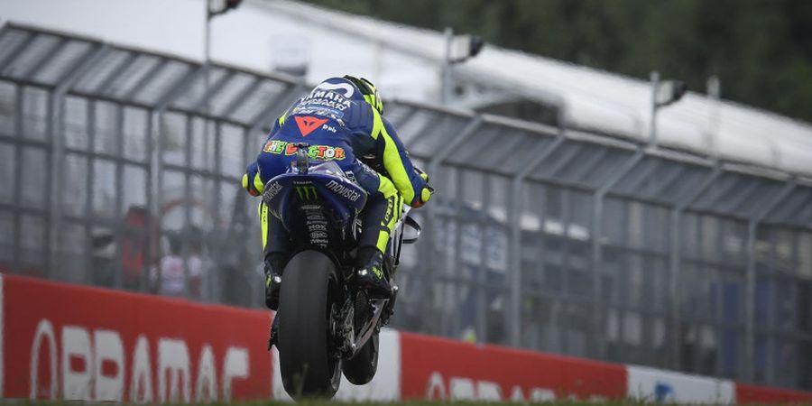 Ketika Legenda MotoGP Angkat Topi untuk Valentino Rossi