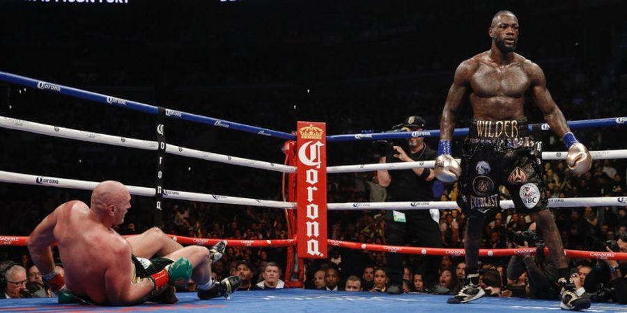 Duel Berlangsung Seru, WBC Setuju Jika Deontay Wilder Vs Tyson Fury Jilid II Langsung Digelar