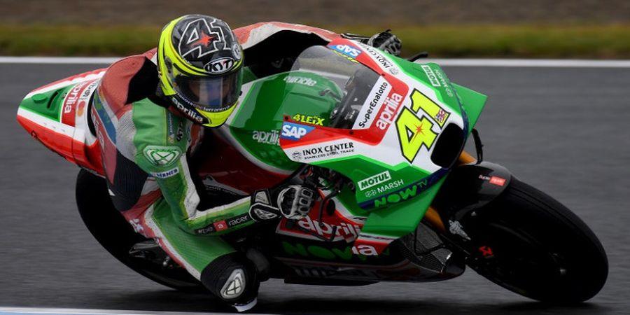 Aleix Espargaro Jadi yang Tercepat pada Latihan Ke-2 GP Australia