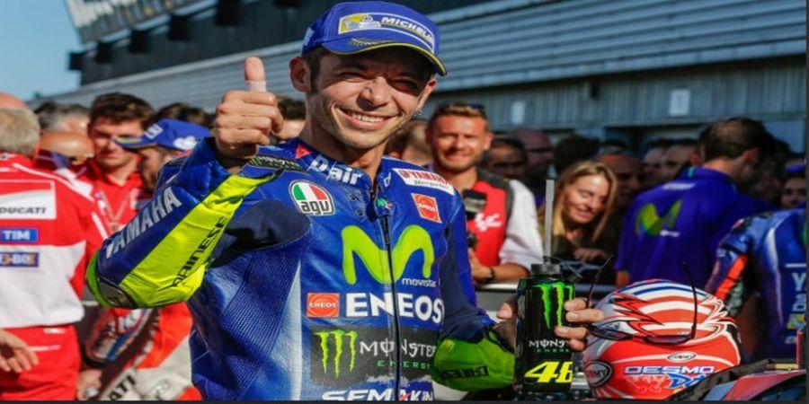 Rossi Butuh Waktu Pemulihan 30-40 Hari Setelah Jalani Operasi