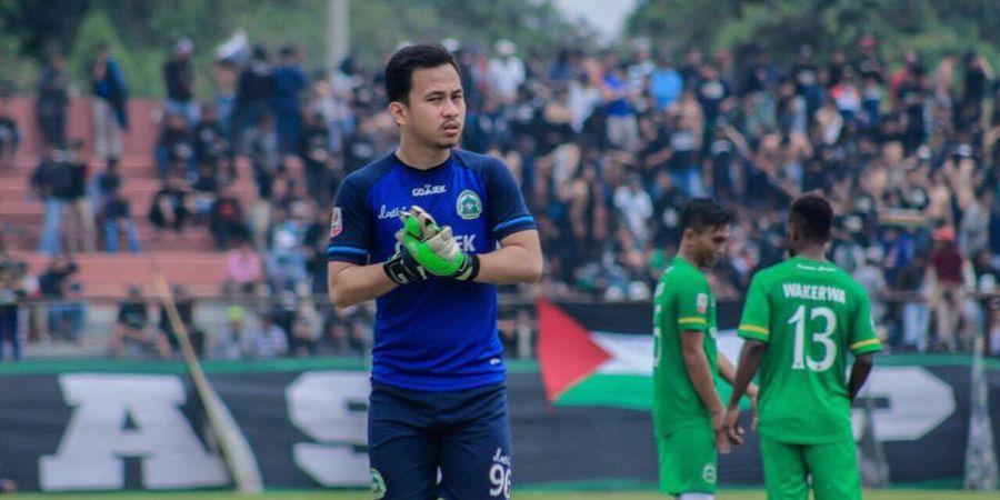Mantan Kiper Timnas U-19 Indonesia Menuju PSS Sleman