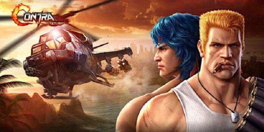 Contra Return Bakal Diproyeksikan Jadi Game eSports di Indonesia?