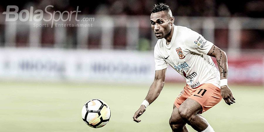 Kembalinya Tibo ke Borneo FC Diharapkan Mampu Pertajam Lini Serang