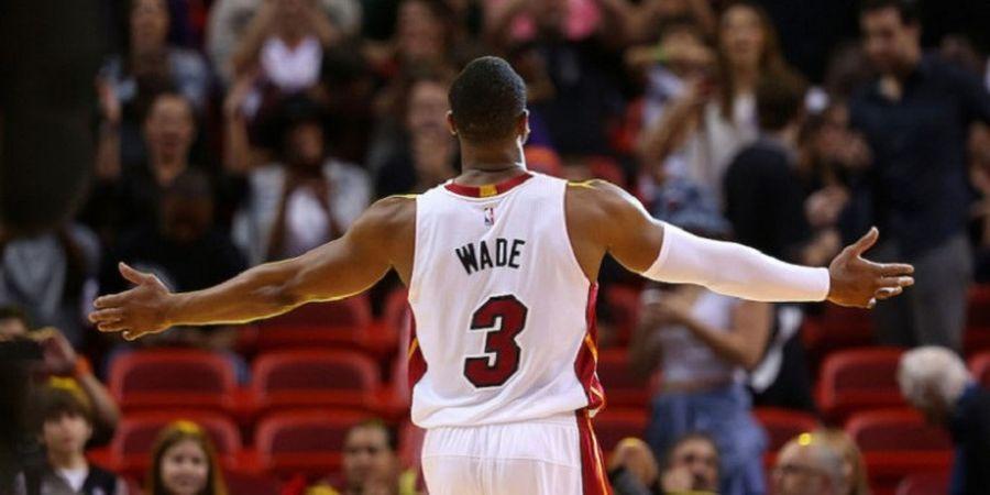 Dwayne Wade dan Dirk Nowitzki Lupakan Persaingan pada Masa Lalu