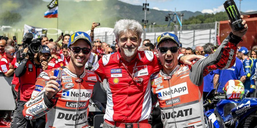 Luigi Dll'igna Begitu Signifikan Kehadirannya di Tim Pramac Racing