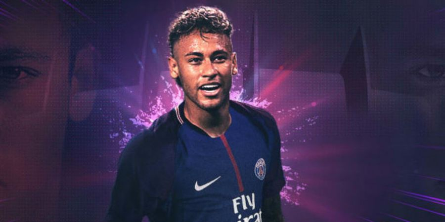 Klub Liga 1 Ini Ikut Gembira Neymar Gabung Paris Saint-Germain
