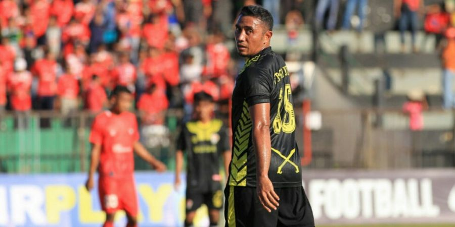 Kapten Timnas Indonesia di Piala AFF 2010 Disiapkan Kalteng Putra untuk Partai Hidup Mati Liga 2