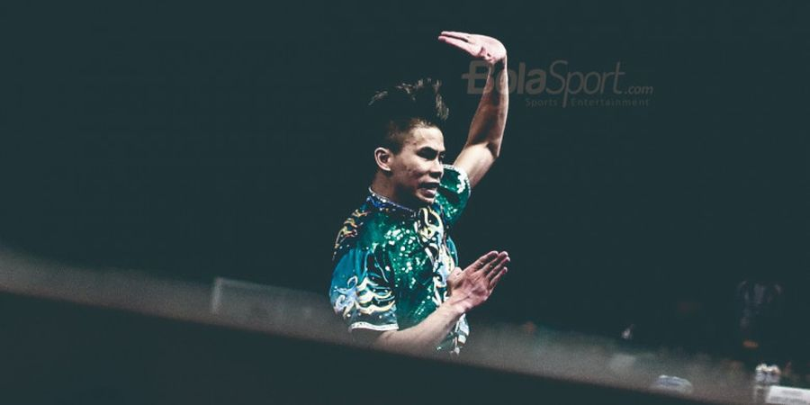 Sumbang Medali Pertama Asian Games 2018, Wushu Bikin Deja Vu