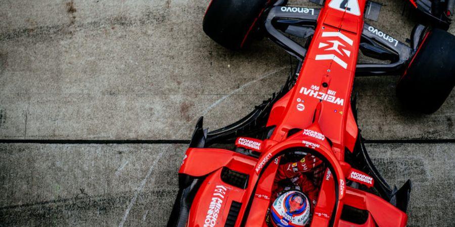 Ferrari Bakal Siarkan Langsung Acara Peluncuran Tim untuk F1 2019