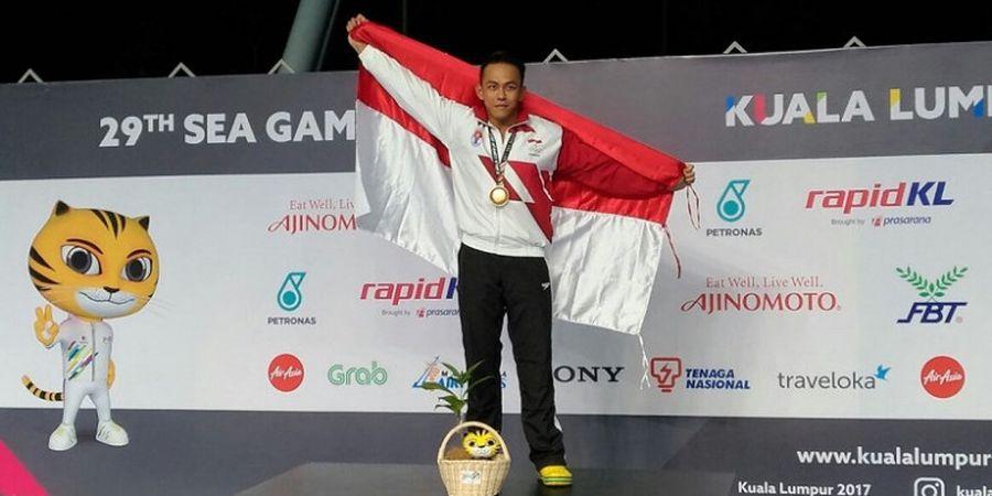 Kisah Dibalik Kesuksesan Perenang Indra Gunawan Raih Emas SEA Games 2017