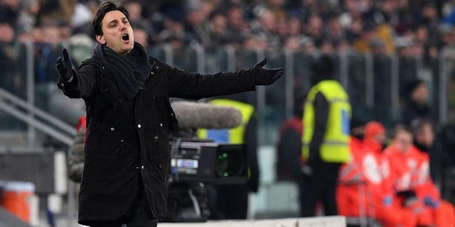 CSU Craiova vs AC Milan - Menang Tipis, Ini Komentar Milanisti Indonesia Terhadap Formasi Vincenzo Montella