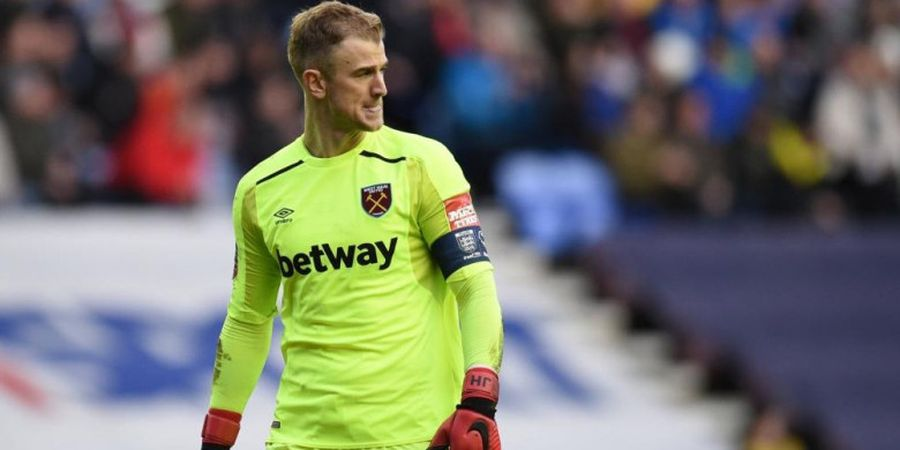 Clean Sheet Saat Debut bersama Burnley, Joe Hart: Saya Senang!