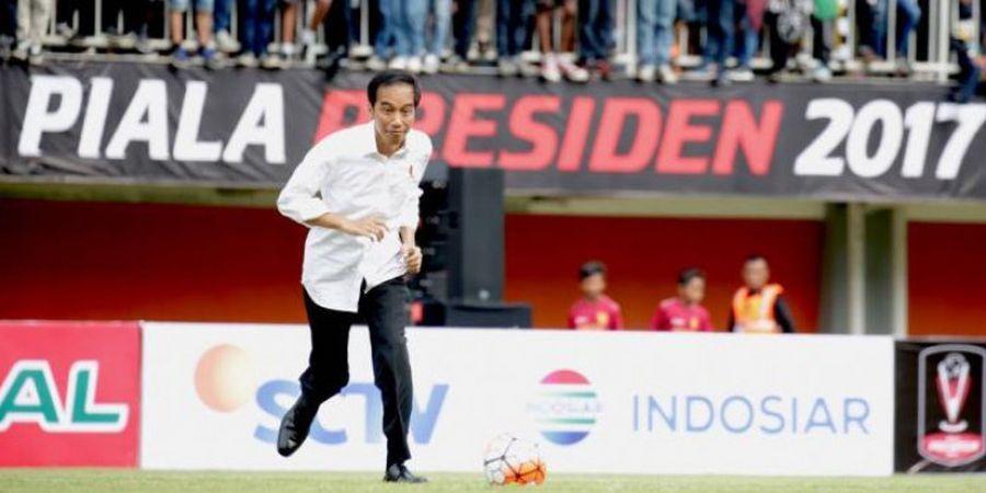 Presiden Jokowi Dijadwalkan Hadir di Laga Kedua Persebaya Vs Arema FC