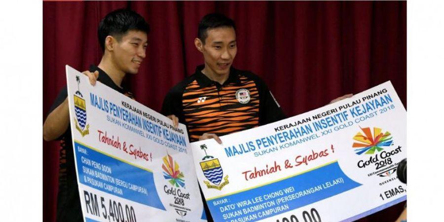Chan Peng Soon Antusias Menyambut Kento Momota d Malaysia