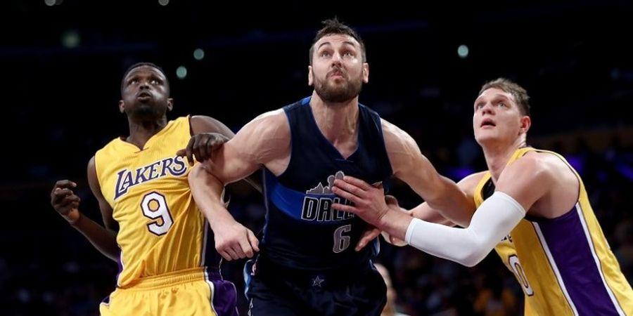 Hasil Pertandingan NBA Rabu (9/11/2016)