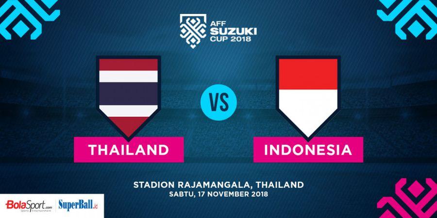 Klasemen Piala AFF 2018 - Timnas Indonesia Semakin Terbenam Setelah Ditekuk Thailand