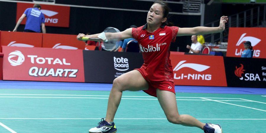 Rekap Hasil Kualifikasi Hong Kong Open 2018 - Indonesia Tambah 2 Tunggal Putri