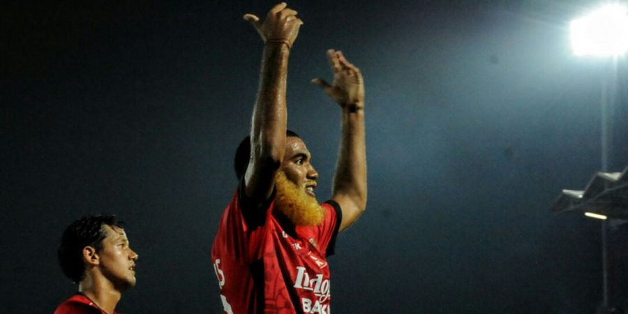 Hengkang dari Bali United, Sylvano Comvalius Berpeluang ke Liga Malaysia