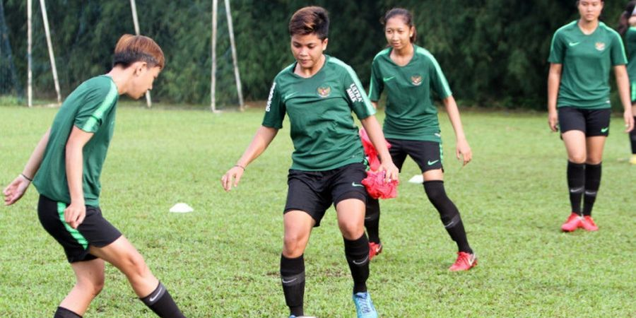 Langkah Timnas Putri Indonesia Menuju Olimpiade 2020 Terhenti Setelah Dikalahkan Myanmar