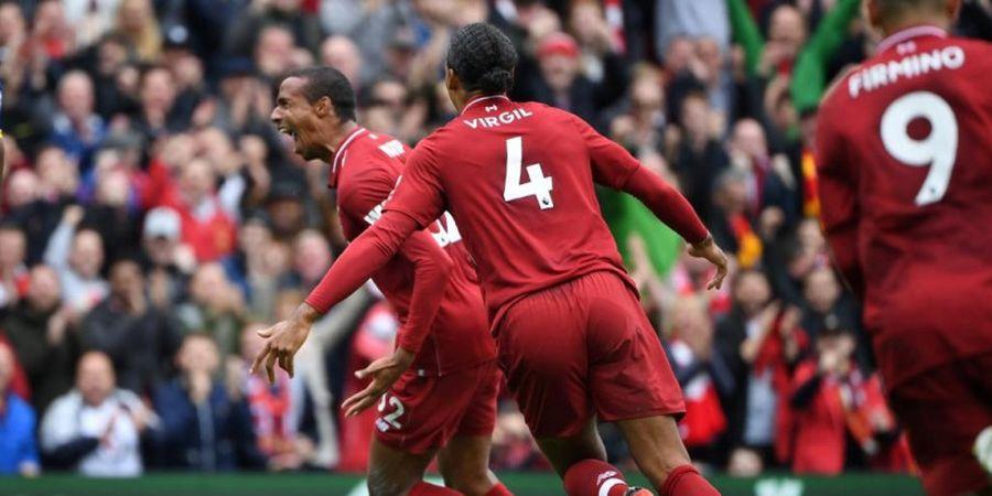 Joel Matip Bergembira Liverpool Tak Kebobolan dari Southampton