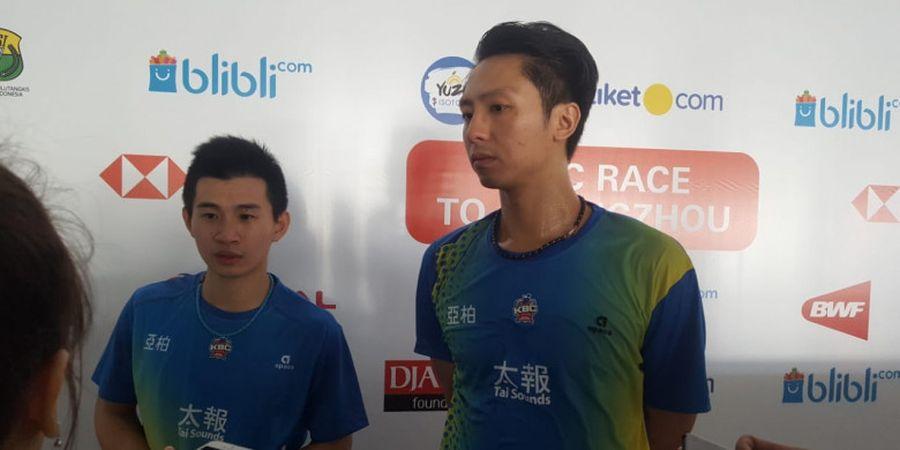 Kejuaraan Beregu Campuran Asia 2019 - Taiwan Atasi Singapura
